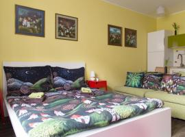 Hotel photo: Best Location Apt. STETINOVA