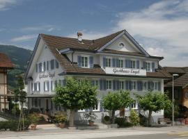 Hotel Photo: Gasthaus Engel