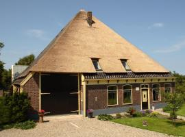 Bed & Breakfast Tjallewal Schagen Netherlands