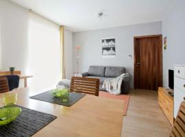 Long Apartment Budapest Hungary