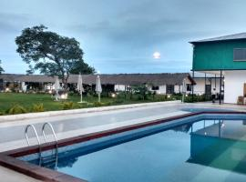 Hotel near  Democratic Republic of the Congo