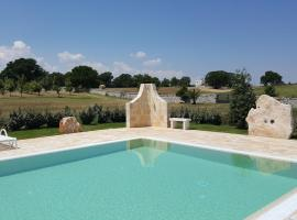 Hotel Photo: B&B Masseria Peppeturro