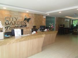 City Garden Tropicana Condo Pattaya North Thailand