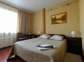 Hotel Oasis Tomsk Russia