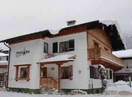 Chalet & Apartments Tiroler Bua Achenkirch Austria