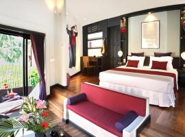 Ban Kao Tropical Boutique Residence & Spa Laem Set Beach Thailand