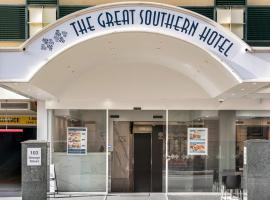 Hotel Photo: Great Southern Hotel Brisbane