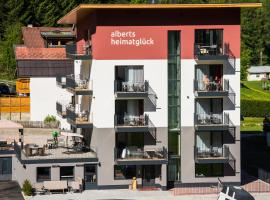 Hotel Photo: Alberts Heimatglück