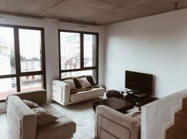 Hotel photo: Appartement Vanves