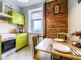 Hotel Photo: Apartment on Horodotska Street