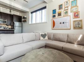 A picture of the hotel: Two-Bedroom on Rue Marie-Anne Ouest Apt 402