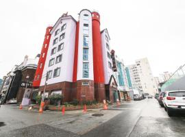 Queen Motel Daejeon South Korea