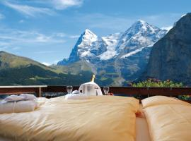 Eiger Swiss Quality Hotel Mürren Switzerland