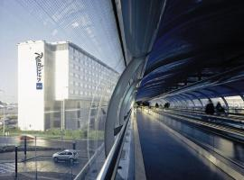 Radisson Blu Manchester Airport Hale United Kingdom