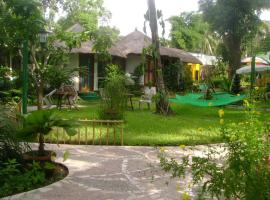 Kokosnuss Garden Resort Coron Philippines