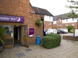 Hotel Photo: Premier Inn London Harrow