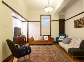 Hotel photo: Rare Character Boutique Apartment