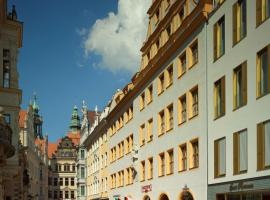 A picture of the hotel: Hyperion Hotel Dresden Am Schloss