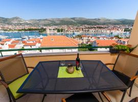 Hotel photo: Apartment Trogir City