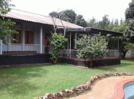 Africa self-catering backpackers Livingstone Zambija