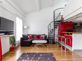 Duplex 13 Paris France