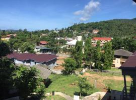 Hotel Photo: Hill Top Bungalow Samui Lamai