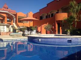 A picture of the hotel: Hotel Oasis