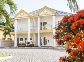 Hotel Photo: GapsGhana - Accra Airport Residential Townhouses