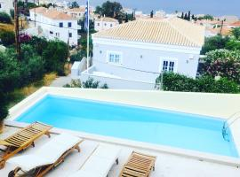 Hotel Photo: Spetses Panorama Pool Villa