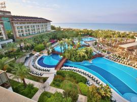 Hotel Photo: Sunis Kumkoy Beach Resort Hotel & Spa