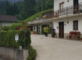 Bed and Breakfast Ai Sassi Sovramonte Italy