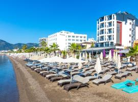 Marmaris Beach Hotel Marmaris Turkey