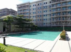 Trees Residences near SM Fairview Manila Filipine