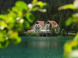 Hotel Seehaus - Mountain Lake Resort Anterselva di Mezzo Italy