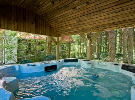 Hotel Photo: Camping Chalets Spas Pignons Rouges