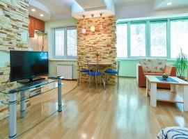 Home Hotel Apartments on Livoberezhna Kiev Ukraine