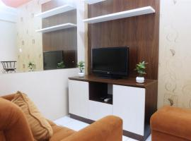 A picture of the hotel: Best Location 2BR Menteng Square By Travelio
