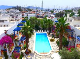 A picture of the hotel: Boutique Su Hotel - Bodrum