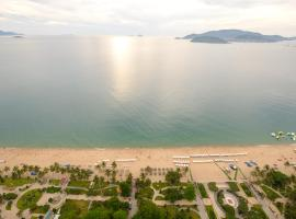 Sunrise Ocean View Apartment Nha Trang Vietnam