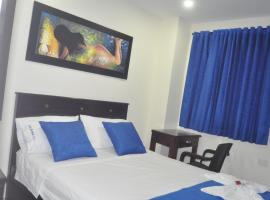 Hotel near Valledupar