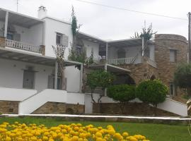 Elia Apartments Agios Romanos Greece