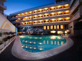 Continental Hotel Apartments Rhodes Greece