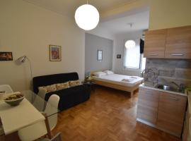 Hotel foto: Cosy Studio in the very heart of Athens