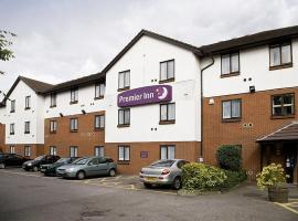 Hotel Photo: Premier Inn London Hayes, Heathrow (North A4020)
