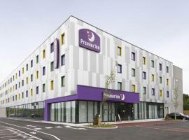 Premier Inn London Stansted Airport Stansted Mountfitchet Великобритания