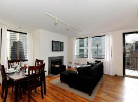 Six Bedroom Apartment on Greenwich Street New York Forente Stater
