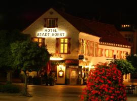 Hotel Photo: Hotel Stadt Soest