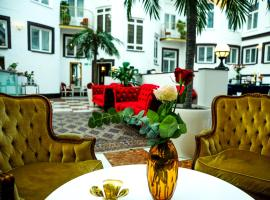 A picture of the hotel: Best Western Hotel Bentleys