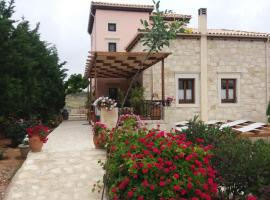 Kritamos Villa & Apartments Kamilari Greece