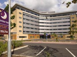 Premier Inn Manchester Airport Runger Lane North Hale United Kingdom